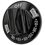 Supplying Demand 74002419 Stove Thermostat Knob Compatible With Whirlpool Fits 7731P052-60, 7731P053-60