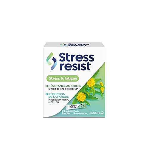 Sanofi Stress Resist Stress & Fatigue 30 Bolsas
