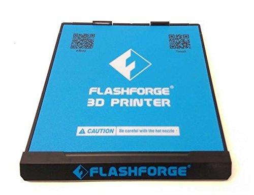 KIMME 1pcs Build Plate for Flashforge Finder 3D Printer
