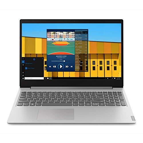 Lenovo ideapad S145 Notebook, Display 15.6  Full HD TN, Processore Intel Core i5-1035G1 1.0G 4C MB, 256GB SSD, RAM 8 GB, Windows 10 Home 64, Platinum Grey