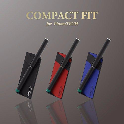 PloomTECH電子タバコケース「COMPACTFIT」ブルー