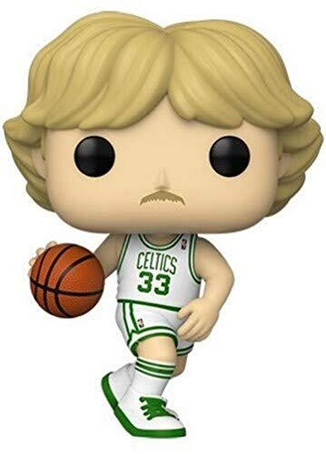 Funko POP NBA: Legends- Larry Bird(Celtics Home)
