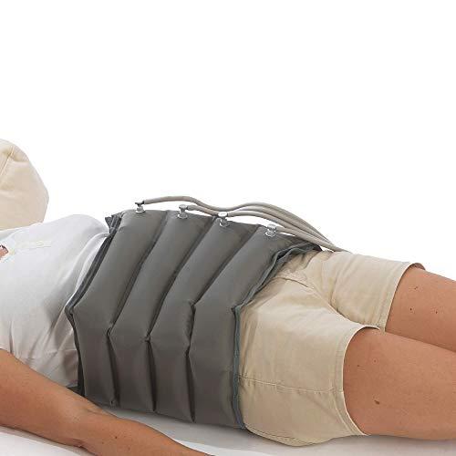 Venen Engel ® Bauchmanschette für Venen Engel ® Massage-Gerät mit 4, 6 oder 8 Kammern, eine Bauchmanschette zur Anwendung der Venen Engel ® Druckwellen-Massage am Bauch