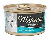 Miamor alimenti Pastete, Pesce gatto e pesce derivati, 12-er Pack (12 x 85 g).