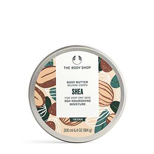 The Body Shop - Body Butter Shea - Crema corporal para mujer - 200 ml