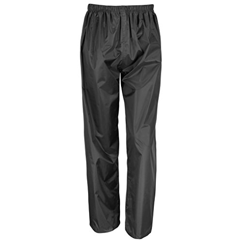 Result Core Core Waterproof Over Trousers - Black - L