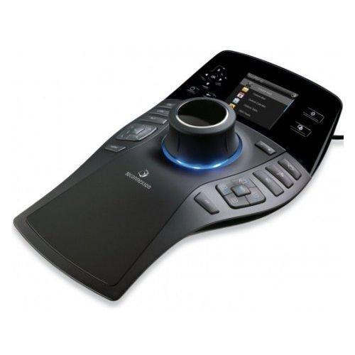 3Dconnexion SpacePilot PRO 3D-Motion-Controller, 31 Taste(n), verkabelt, USB
