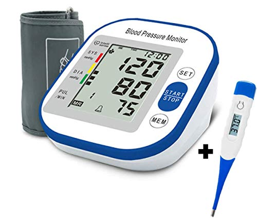 Buy Cheap Digital Blood Pressure Monitor,Blood Pressure Monitor,Upper Arm Rechargeable BP Monitor Ma...