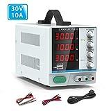 Labornetzgerät (0-30 V / 0-10 A)