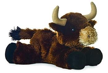 Aurora - Mini Flopsie - 8  Brown Toro