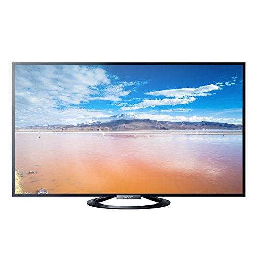 Sony KDL55W805 139cm (55 Zoll) 3D LED-Backlight-Fernseher (Full HD, 400Hz XRM, DVB-T/C/S, SmartTV) schwarz