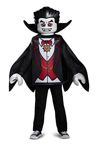 LEGO DISK18479K Kostüm, Jungen, Vampir, Mittel