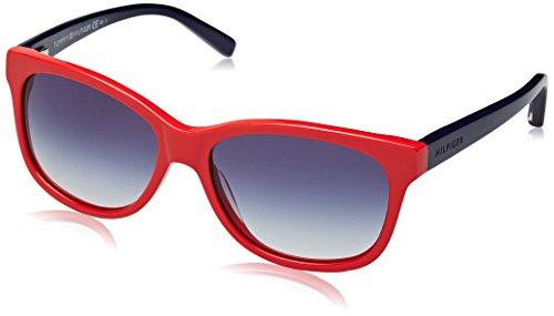 Tommy Hilfiger TH 1073/S 0840A Gafas de sol, Red Bluee, 50 Unisex-Adulto