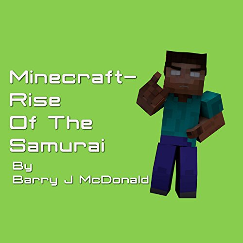 Minecraft®TM: Rise of the Samurai audiobook cover art
