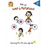 Develop your child's Creativity and Logic through fun, colourful and imaginative worksheets and interactive app. What will your child learn |Use their minds to find solutions using logic and creativity.To recall, imagine and visualise problems in t...