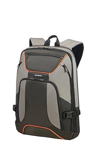 SAMSONITE Kleur - Backpack for 17.3' Laptop 0.9 KG Zaino Casual, 48 cm, 23 liters, Grigio (Grey/Anthracite)