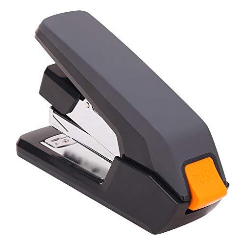 YHDNCG Grapadora, grapadora de servicio pesado, máquina de encuadernación fácil, suministros de oficina escolar, grapadora de papelería, grapadora de mano