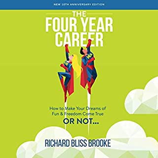 The Four Year Career cover art