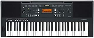 Yamaha Oriental Keyboard PSR A350 + Yamaha PA130B AC power adapter