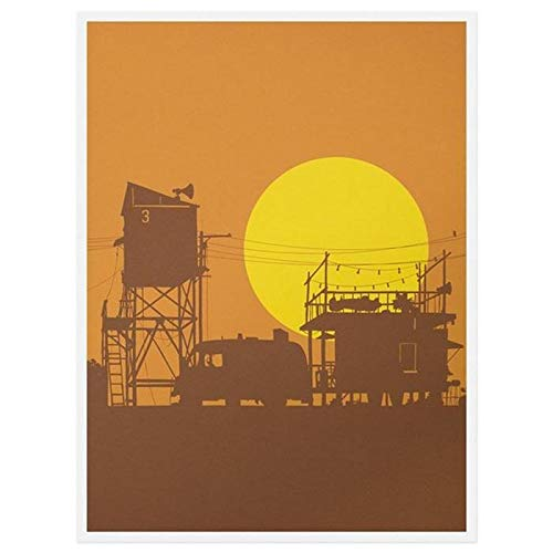 Hecox Sunset Pralinen, 46 x 61 cm