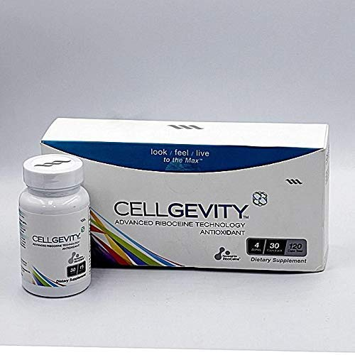 CELLGEVITY by MAX International - ONE Week Supply £26.99