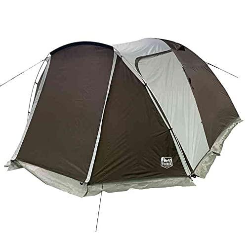 ティンバーリッジ 6人用 ツールーム ドーム型 テント