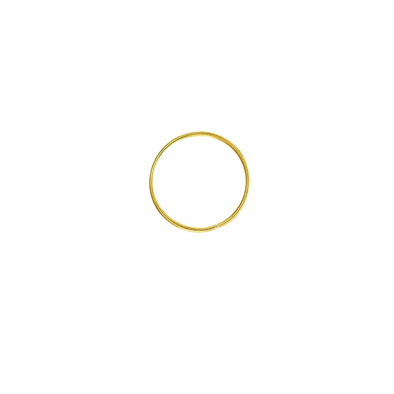Gold Metal Hoops – Metal Rings for Crafting Dream Catchers, and Other Crafts. 2-inch, 3-inch, 4-inch, 5-inch, 6-inch, and 8-inch