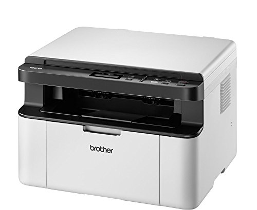 Brother DCP-1610W Mono Laser Multifunction Printer Wi-Fi 20ppm A4 Ref DCP1610WZU1