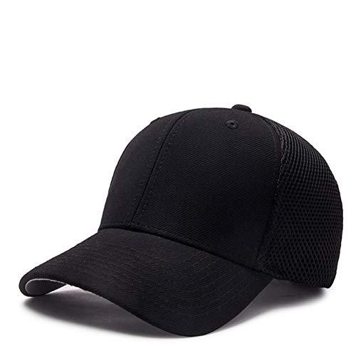 N/A Baseball Kappe Mesh Trucker Mütze ganz nah Leere Kappe Frauen Freizeit Sonnenhut Männer angepasste Baseballmützen