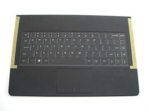 Piezas originales para Lenovo ideapad Yoga 3 pro 1370 Palmrest bisel teclado con teclado retroiluminado US 5CB0G97347