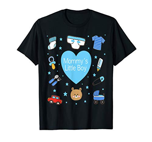 Süßes Windel Adult Baby ABDL Little Mommy DL Ageplay Herren T-Shirt