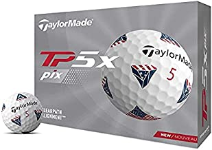 TaylorMade TM21 TP5x pix2.0 USA
