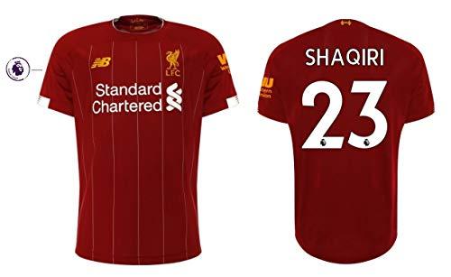 FC Liverpool Trikot Herren 2019-2020 Home PL - Shaqiri 23 (XL)