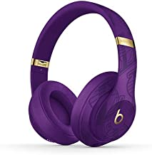Beats Studio3 Wireless Noise Cancelling Over-Ear Headphones – NBA Collection – Lakers Purple