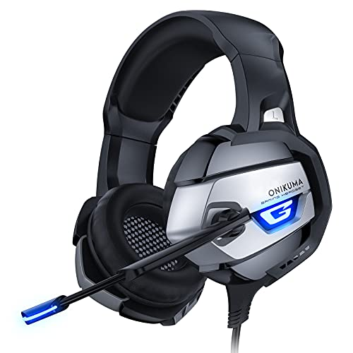 ONIKUMA -   PS4 Headset, PS5