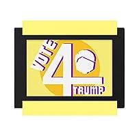 米国アメリカ 選出投票 デスクトップフォトフレーム画像ブラックは、芸術絵画7 x 9インチ