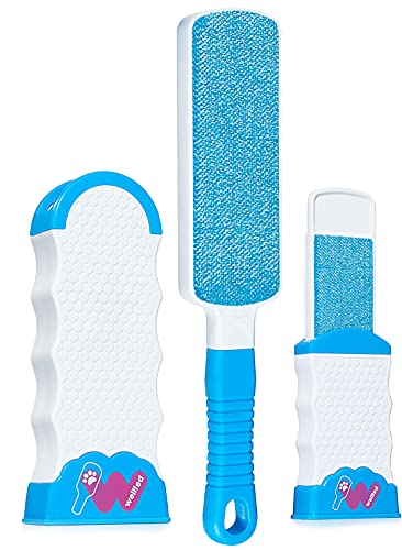 WELLTED 2020 Updated Pet Hair Remover Brush