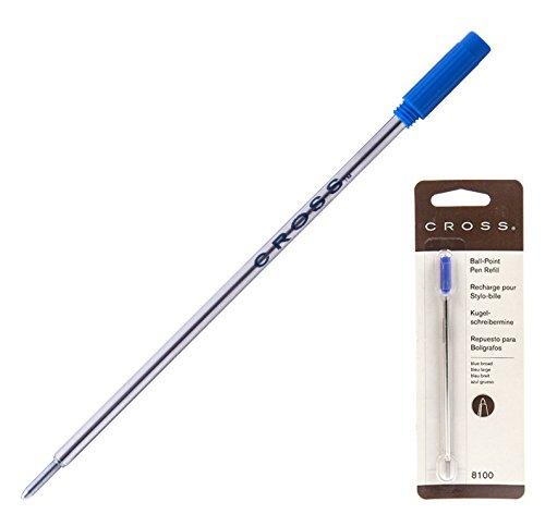 ボールペン用替芯 [青] B(太字) 8100