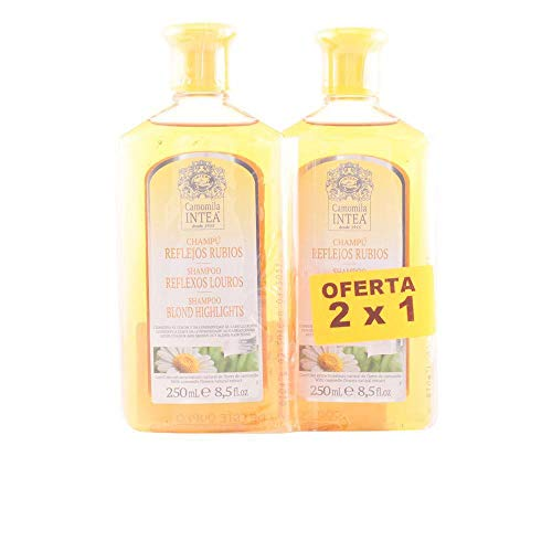 Camomila Intea Shampooing, Lot de 2 (2 x 250 ml)