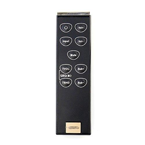 New VSB200 Soundbar Remote Control fit for Vizio Sound Bar VSB200 VSB210 VSB210WS VSB211 VSB211WS VSB205 VSB206 VSB207