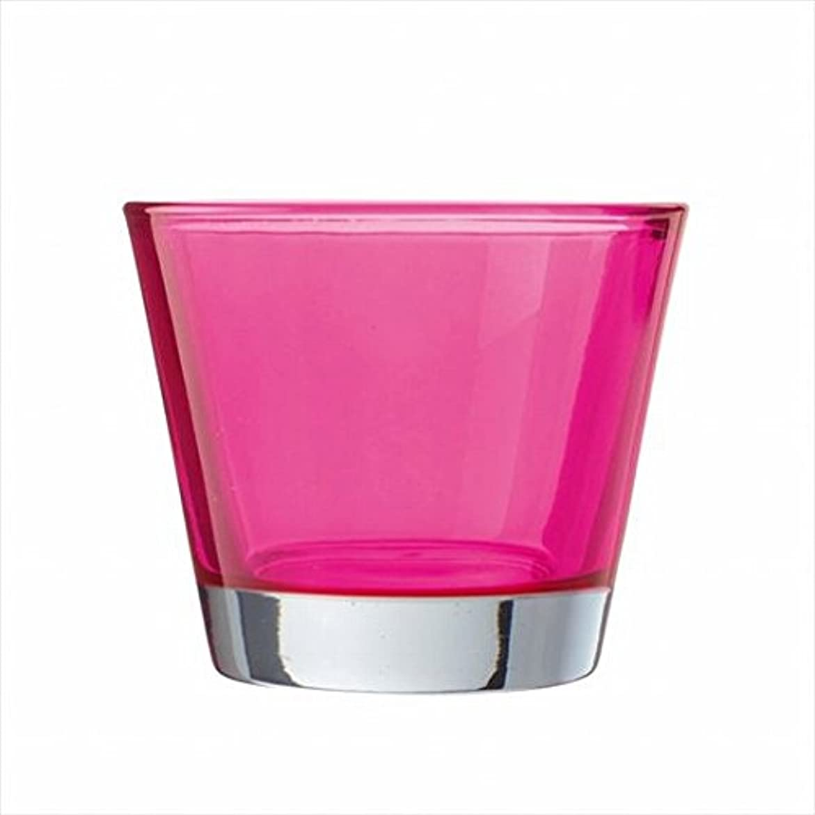 カメヤマキャンドル( kameyama candle ) カラリス 「 ピンク 」