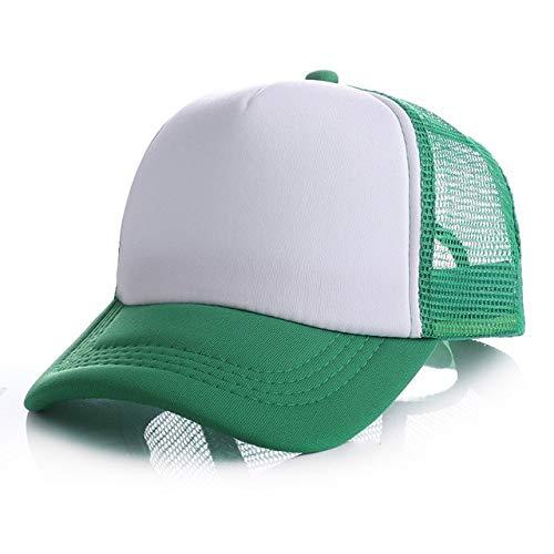 UKKD Sombrero de béisbol para niñas Chicas Gorras para niños Sombreros de Verano niños Chicos Picos niño bebé Snapback niño niña Gorras Camionero Gorra
