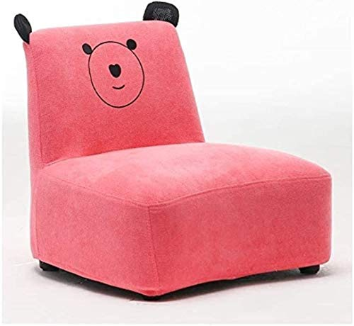 ch-AIR Chair Footstool Change ShoeStool Fabric Sofa Stool Solid Wood Foot Stool Small Stool Sit (Color : #1, Size : B),Size:B,Colour:#3 (Color : #3, Size : A)
