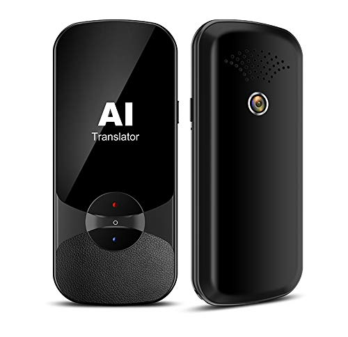 Language Translator Device Supports Offline Translation Assistance Audio Memo Camera Translation,108 Languages Two Way