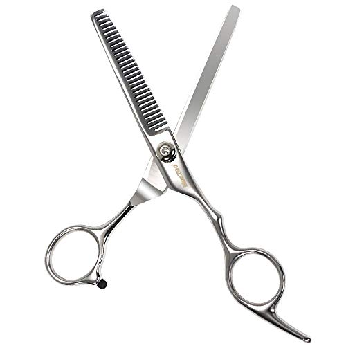 CARLAMPCR Professional Barber Scissors | Hair Cutting Scissors | Hair Scissors | Stainless Steel Sharp Blades Hair Scissor Best for Hairdressing Salon and Home use