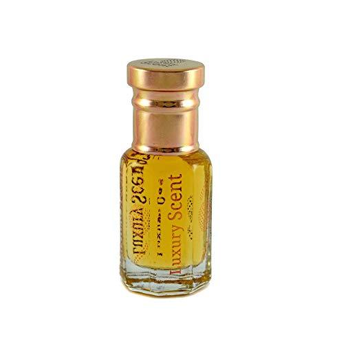 Aceite perfumado de tabaco y vainilla. Tipo diseñador, sistema roll-on de 6ml de perfume unisex de excelente calidad. Fragancia Attar
