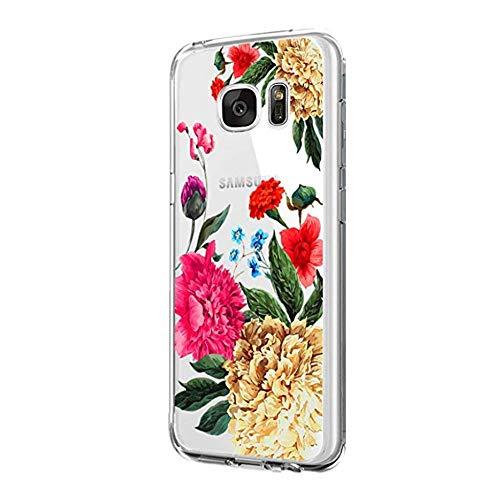 Funda Samsung Galaxy S6,Silicona Case TPU Caso Anti-Rasguño Carcasa para Samsung Galaxy S6