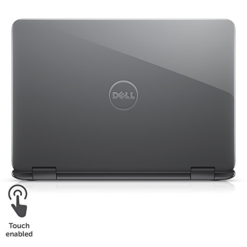 Dell Inspiron i3179-0000RED 11.6' HD 2-IN-1 Laptop...