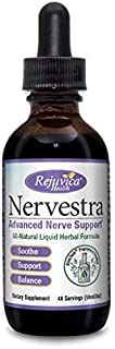 Nervestra Nerve Health Support Supplement - Fast, Natural Liquid Formula - Turmeric, B-Vitamins, Alpha Lipoic Acid and More