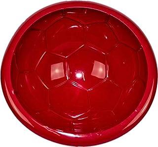 Siliwelt Moule à gâteau en silicone Motif football 20,9 x 9 cm